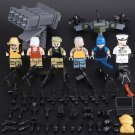 Military Sets Maksim Korostyshevsky Soldiers minifigures Lego Compatible Toy