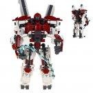 Robot Guardian Bravo Minifigures 2018 Pacific Rim Lego movie sets Compatible Toys