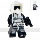 Scout Troopers Star Wars Minifigures Lego Compatible Toys