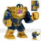 2018 Avangers Thanos Minifigures Lego Marvel sets Compatible Toys