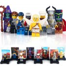 Wacky Witch Island Warrior Chef Patriarch Minifigures Lego Compatible Toys