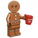 Minifigures Series 11 Gingerbread Man Minifigures Lego Compatible Toys