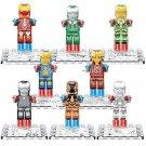 Infinity War Avangers Iron Man minifigures Lego Compatible Toys