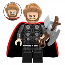 Avengers 3 Thor axe minifigures Lego Thor's Weapon Quest Compatible Toy