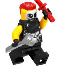 S.O.G. Headquarters Sons of Garmadon Biker 1 Minifigures Lego Compatible Toy