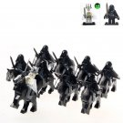 Lord of the Rings Witch-king of Angmar Wraith minifigures Lego Compatible Toy