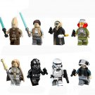 2018 Solo A Star Wars Story minifigures Compatible Lego Star Wars Minifigures