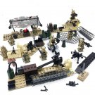 Delta Force Minifigure Army battle of Mogadishu Toy Compatible Lego military soldiers
