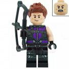 Marvel Super Heroes Building blocks Toy Hawkeye Minifigures Compatible Lego Minifigures Toy