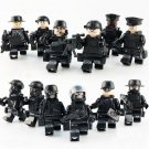 SWAT Counter-Strike Minifigure US Soldiers Building Block Toy Compatible Lego Military set