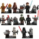 Star Wars Jedi Clone Troopers Minifigure Lego Star Wars Minifigures Compatible Toy