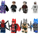 Super Heroes movie Building blocks Toy Batman Minifigures Lego Compatible Toy