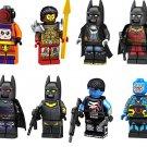 Batman Punisher Darkseid Minifigures Super Heroes building block Toy Compatible Lego Toy