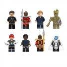 Avengers Bilding Block Minifigures Compatible Lego Super Heroes
