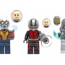 Avengers Ant-Man Wasp Ghost Minifigures Compatible Lego Toy Ant-Man 2