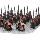 Winterfell soldiers Army Game of Thrones building block Toy Compatible Lego Minifigures