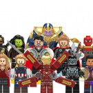 Avengers Super Heroes Minifigure Avengers building block Toy Compatible Lego Avengers Minifigures