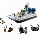 Military Soldiers Hovercraft building block Toy Compatible Lego Minifigures Military set