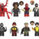 Deadpool Spider-Man movie Minifigures Compatible Lego Avengers Super Heroes