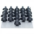 21pcs Imperial Pilot Army Group Minifigures Compatible Lego Star Wars building block Toy