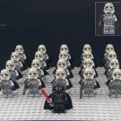Mimban Stormtrooper Corps Darth Vader Minifigures Compatible Lego Star Wars