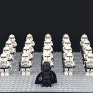21pcs Stormtrooper Corps Darth Vader Minifigures Compatible Lego Star Wars set
