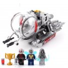 Ant-Man Wasp Quantum Vehicle with Shrink Gun Ghost Compatible Lego Minifigures