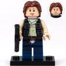 Han Solo minifigures Compatible Lego Star Wars minifigures