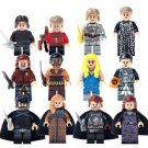 12pcs Game of Thrones Minifigures Compatible Lego Movie set
