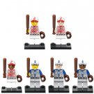 America Baseball Building block Toy Baseball League Minifigures Compatible Lego Minifigures