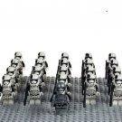 21pcs Captain Phasma Trooper Minifigures Compatible Lego Star Wars Clone Trooper