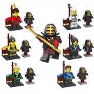 Combat training uniform Ninjago minifigures Lego Compatible Ninjago set