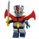 Japan Comic Mazinger Z minifigures Lego Compatible Comic minifigures