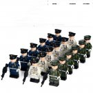 City Police S.W.A.T Army minifigures Lego Compatible City Toy