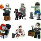 Halloween Ghosts minifigures Lego Compatible Halloween gift