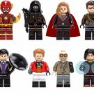 Justice League The Flash Dark Archer Minifigures Lego Toy Compatible DC Super Heroes
