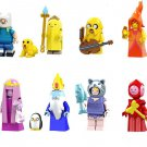 Animation TV Adventure Time Minifigures Lego Compatible Adventure Time Toy