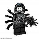 Spider Suit Boy building block Toy Lego Compatible Minifigures Series 18