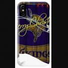 Minnesota Vikings iPhone XS Max Cases, XS, XR, X, iPhone 6 7 8 Plus Case