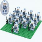 Navy Soldiers Minifigures Lego Compatible WW2 Military Set