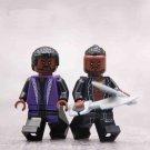 Erik Killmonger Minifigures Compatible Lego Marvel Black Panther Movie Toy