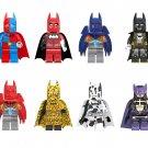 Batman Halloween Costume Minifigures Compatible Lego Batman building block Toy