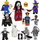 Vampire Pumpkin Witch Minifigures Compatible Lego Christmas building block Toy
