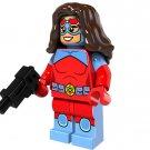 DC Queen Atomia Minifigures Compatible Lego Minifigures