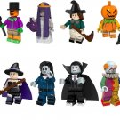Scarecrow Pumpkin Wedding Ghosts Minifigures Compatible Lego Minifigures Toy