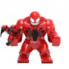 Super Heroes Carnage Minifigures Compatible Lego Marvel building block Toy