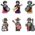 Rosita Oscar Victoria Minifigures Compatible Lego Coco building block Toy