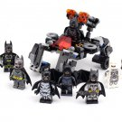 Batman Batmobile Minifigures Compatible Lego Batman building block Toy