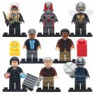 Ant-Man Wasp Goliath Super Heroes Minifigures Compatible Lego Minifigures Toy