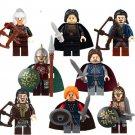 Custom Hobbits Minifigures Lego Minifigures Fit Building Toys Gift for Grandson Son